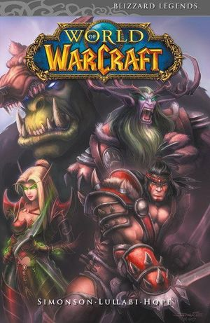 WORLD OF WARCRAFT 01: EXTRANJERO EN TIERRA EXTRAÑA