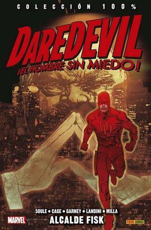 DAREDEVIL: ¡EL HOMBRE SIN MIEDO!