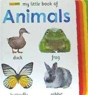 MY LITTLE BOOK OF ANIMALS