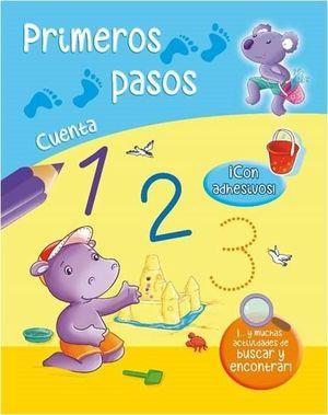 PRIMEROS PASOS. CUENTA