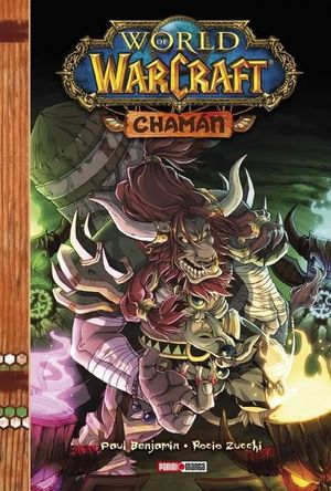 WORLD OF WARCRAFT. CHAMAN