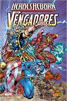 HEROES REBORN 02: LOS VENGADORES