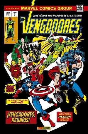 VENGADORES 7