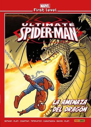 ULTIMATE SPIDERMAN: LA AMENAZA DEL DRAGÓN