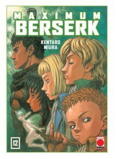 MAXIMUM BERSERK VOL. 12