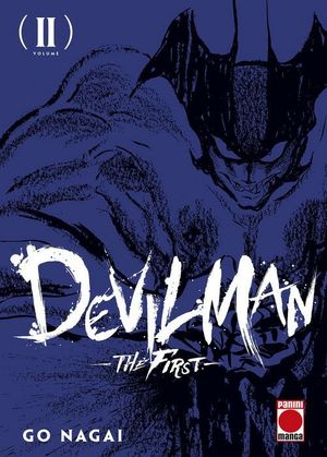DEVILMAN: THE FIRST, VOL. 2