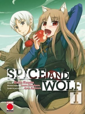 SPICE AND WOLF Nº 1