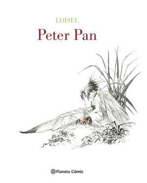 PETER PAN (EDICIÓN DE LUJO BLANCO Y NEGRO)
