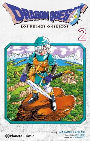 DRAGON QUEST 2. LOS REINOS ONÍRICOS