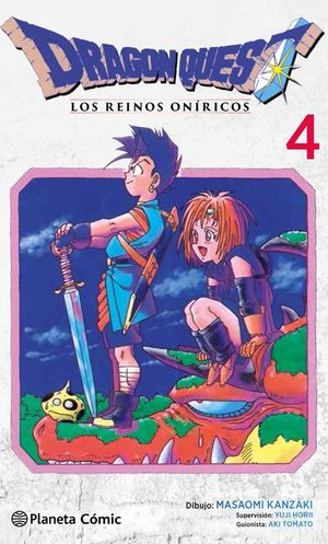 DRAGON QUEST 4: LOS REINOS ONÍRICOS