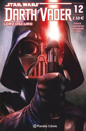STAR WARS DARTH VADER LORD OSCURO 12