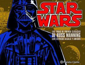 STAR WARS. LAS TIRAS DE PRENSA CLASICAS DE RUSS MANNING Nº 01/03