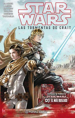 STAR WARS LOS ÚLTIMOS JEDI. LAS TORMENTAS DE CRAIT