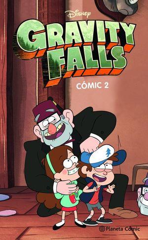 GRAVITY FALLS. COMIC 2