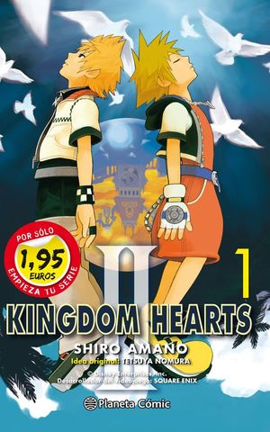 MM KINGDOM HEARTS Nº 01