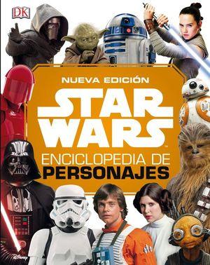 STAR WARS NUEVA EDICION ENCICLOPEDIA DE PERSONAJES
