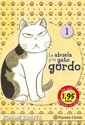 MM LA ABUELA Y SU GATO GORDO Nº 01