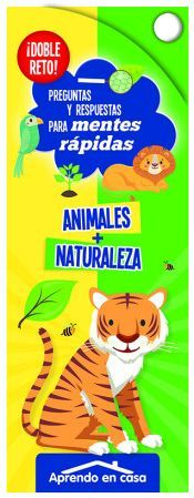 ANIMALES + NATURALEZA
