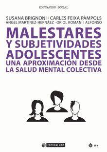 MALESTARES Y SUBJETIVIDADES ADOLESCENTES