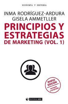 PRINCIPIOS Y ESTRATEGIAS DE MÁRKETING