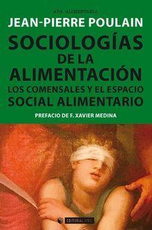 SOCIOLOGÍAS DE LA ALIMENTACIÓN
