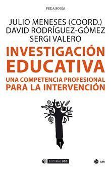 INVESTIGACION EDUCATIVA