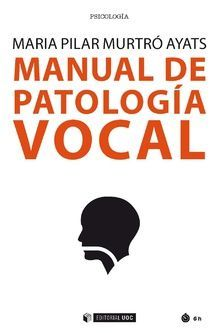 MANUAL DE PATOLOGIA VOCAL