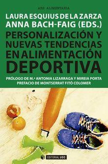 PERSONALIZACION Y NUEVAS TENDENCIAS DE ALIMENTACION DEPORTIVA