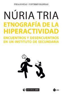 ETNOGRAFIA DE LA HIPERACTIVIDAD