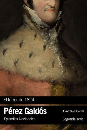 EL TERROR DE 1824. EPISODIOS NACIONALES, 17