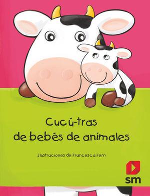 CUC�-TRAS DE BEB�ES DE ANIMALES