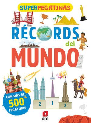 SUPERPEGAINAS. RECORDS DEL MUNDO