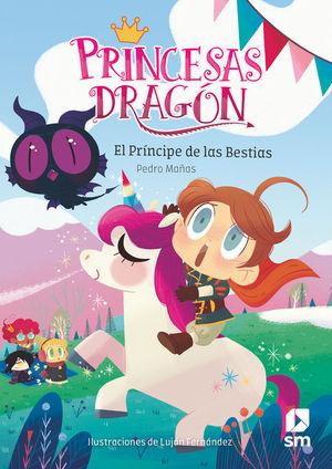 PRINCESAS DRAGON 8. EL PRÍNCIPE DE LAS BESTIAS