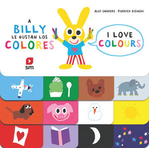 A BILLY LE GUSTAN LOS COLORES / I LOVE COLOURS