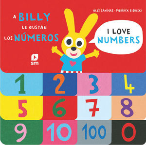 A BILLY LE GUSTAN LOS NUMEROS / I LOVE NUMBERS
