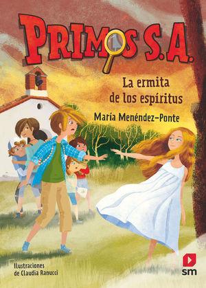 PRIMOS S.A. 3: LA ERMITA DE LOS ESPÍRITUS