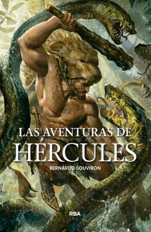 LAS AVENTURAS DE HɐRCULES