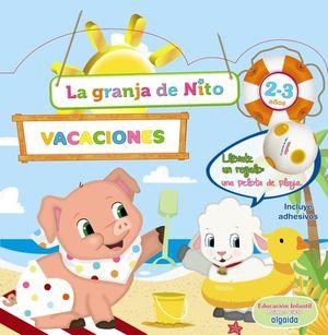 VACACIONES. GRANJA 2-3 A