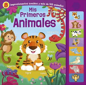 MIS PRIMEROS ANIMALES