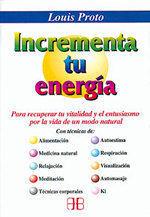 INCREMENTA TU ENERGÍA