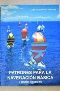 PATRONES PARA LA NAVEGACIÓN BÁSICA Y MOTOS NAUTICAS