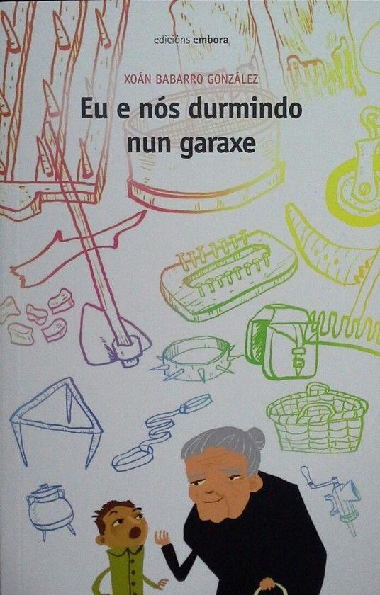 EU E NOS DURMINDO NUN GARAXE
