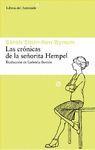 CRÓNICAS DE LA SEÑORITA HEMPEL, LAS