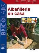 ALBAÑILERÍA EN CASA