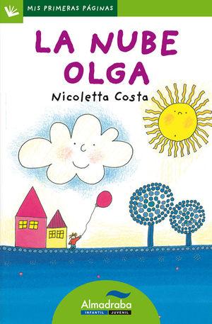 LA NUBE OLGA (LETRA CURSIVA)