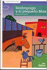 RELÁMPAGO Y EL PEQUEÑO MAX