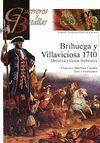 BRIHUEGA Y VILLAVICIOSA, 1710
