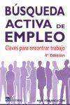 4ºED BUSQUEDA ACTIVA DE EMPLEO. CLAVES ENCONTRAR TRABAJO