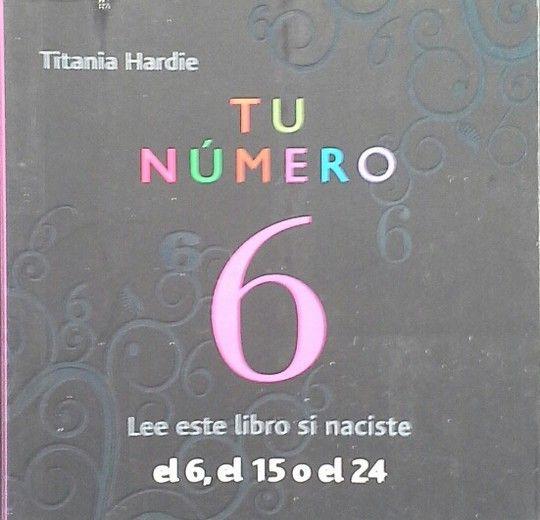 TU NÚMERO Nº6