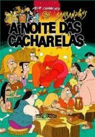 A NOITE DAS CACHARELAS(OS BARBANZONS)